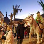 En sanlorenzodelescorial ayudando a los Reyes Magos a llegar alhellip